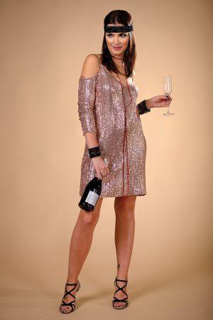 Magda Wolny, moda, sukienka, mini