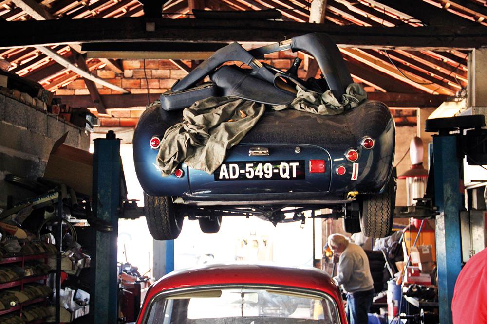 poisson-dor_, muzeum, samochody, stare